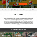 Ballon Man - StoryBrand Website
